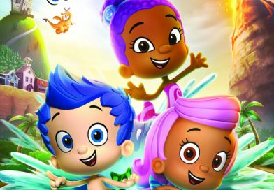 BUBBLE GUPPIES: THE NEW GUPPY! Available on DVD March 16, 2021  #Giveaway