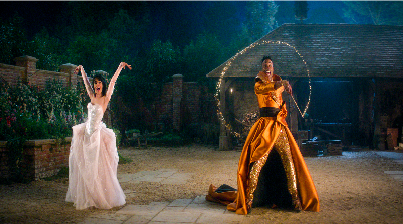 Cinderella 2021   Remaking of the Fairy Tale Classic