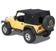 How To Properly Put Your Jeep Soft Top Down