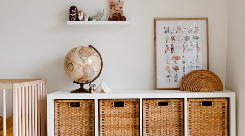 5 Genius Organizing Tips For New Moms To Make Their Lives Easier