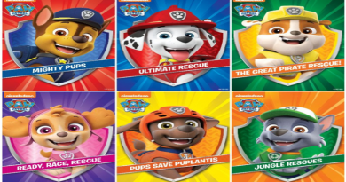 PAW PATROL RELEASES A NEW LINE LOOK OF THE TOP-SELLING CATALOG TITLES OF 2020