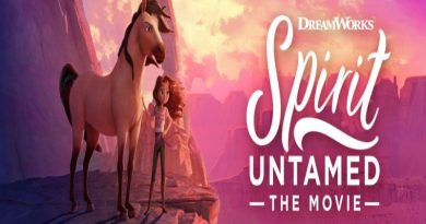 SPIRIT UNTAMED Arrives on Digital August 17 and on Blu-ray & DVD August 31