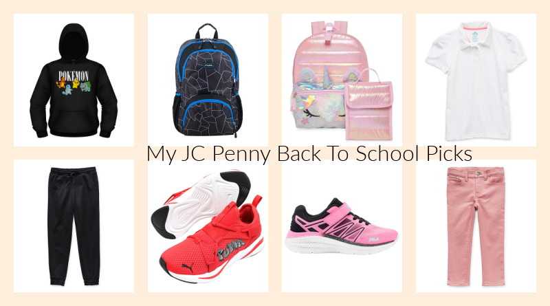 """Some Of My Picks From JC Penny """"Back To School"""" Clothing Line"""