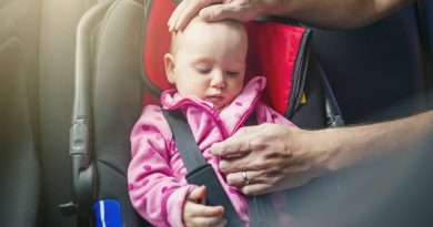 Baby on Board: Driving Safety Tips For New Parents