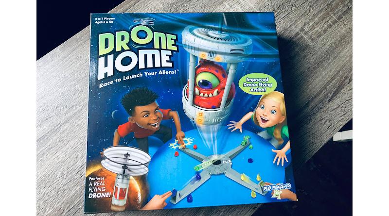drone home