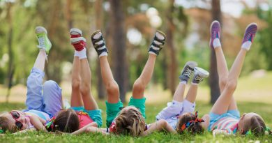 Keeping Your Kids Healthy and Engaged For the Upcoming School Year