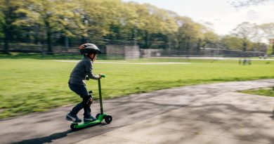 Why I Fall In Love With Electric Scooters for Kids