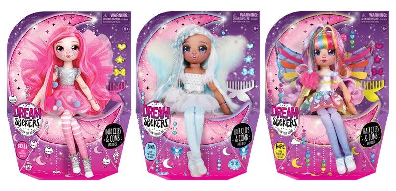 dream seeker dolls