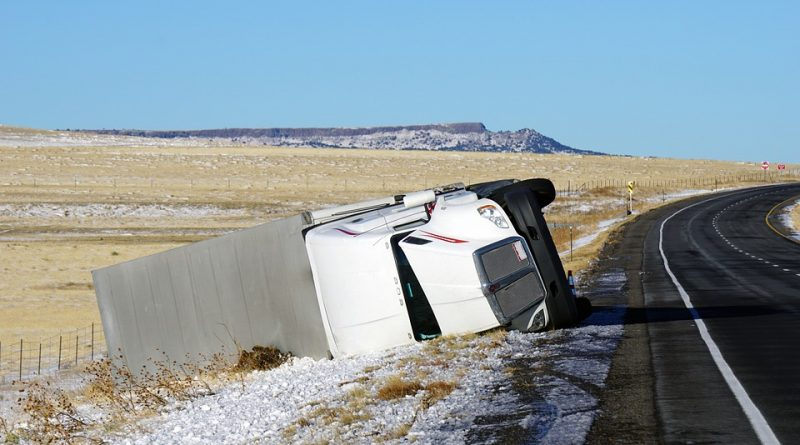 5 Major Causes of Truck Accidents