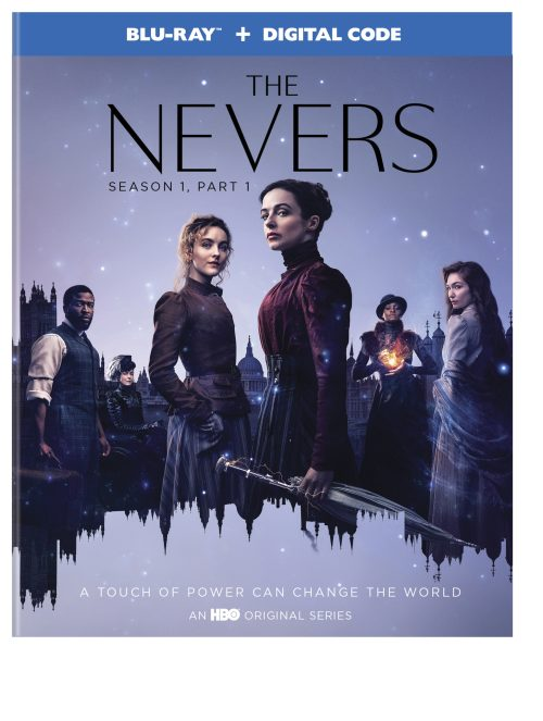 """""""The Nevers: Season 1 Part 1"""" on Blu-ray & DVD October 5"""