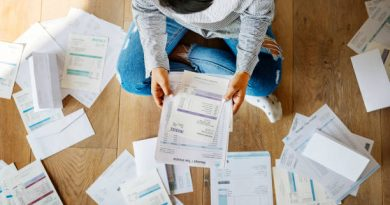 Steps to Take When Debt is Overwhelming
