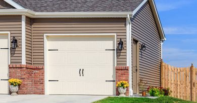Increase Curb Appeal With Modern Garage Doors