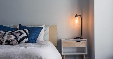 Create a sleep oasis